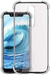 Nokia 5.1 Plus Cover + Hammer Guard combo