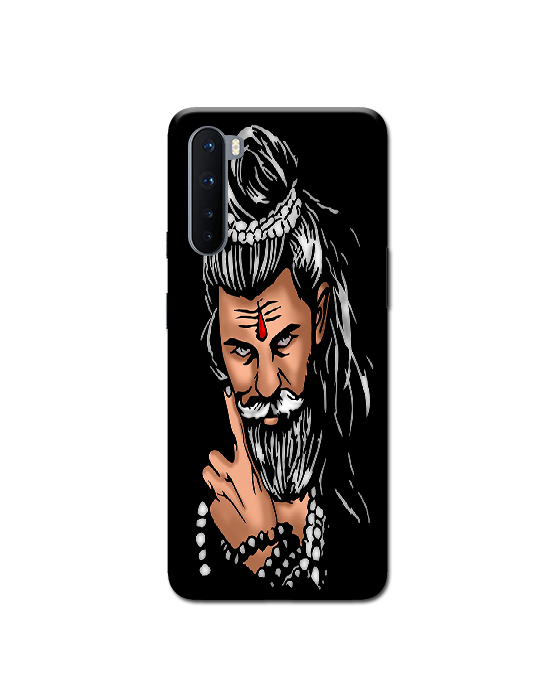 oneplus Nord Mobile Back cover (BABA)