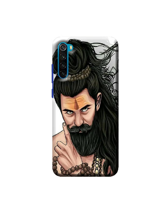 Redmi Note 8 Mobile back case (Baba )