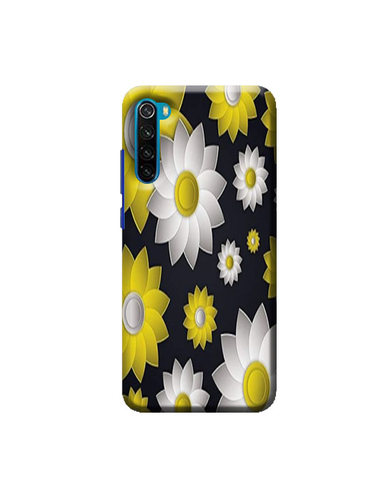 note 8 back cover Redmi (sun flower) Price 99 Rs Only