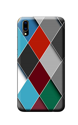 vivo V11 Pro Back cover (colour box)