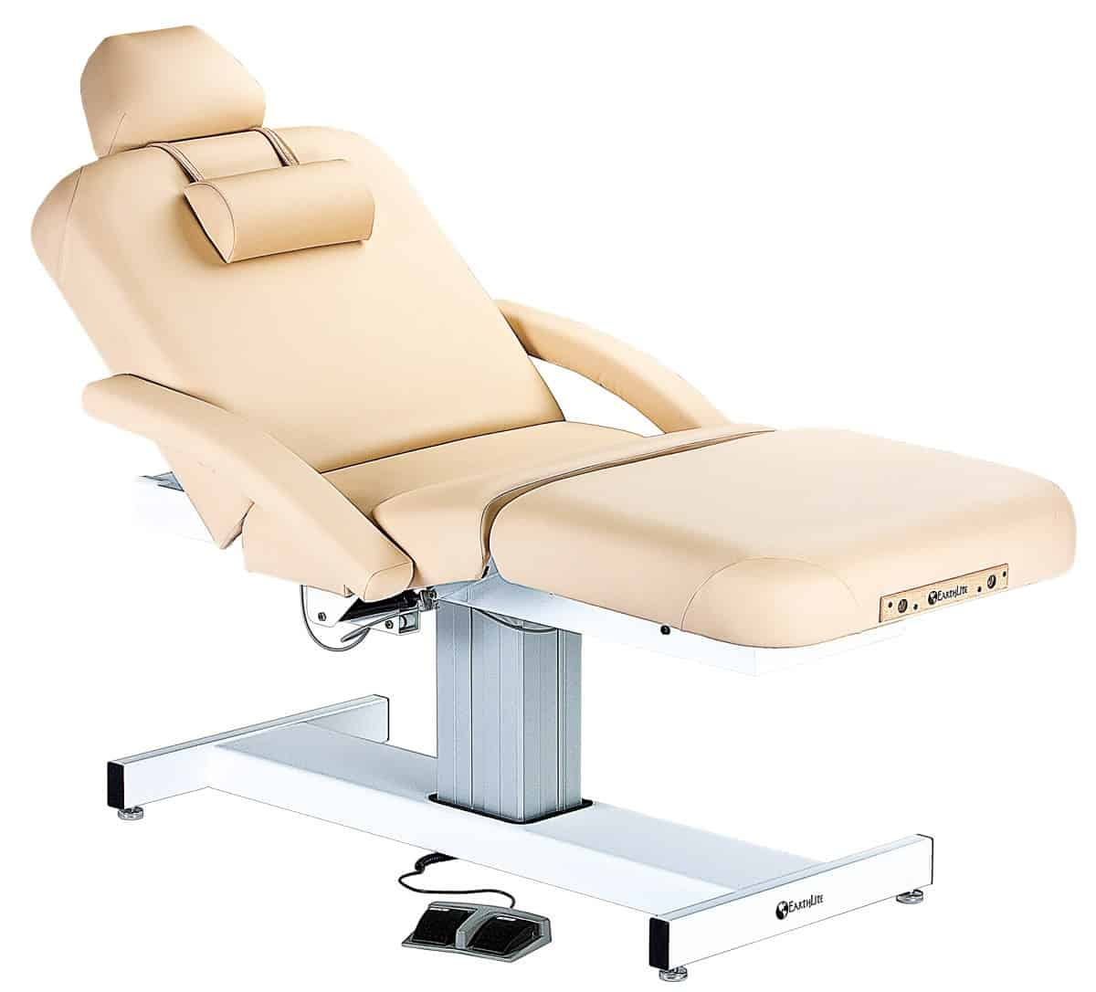 massage chair earthlite types of office chairs everest electric salon table md spa shop