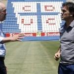 UC oficializó la salida de Gustavo Quinteros