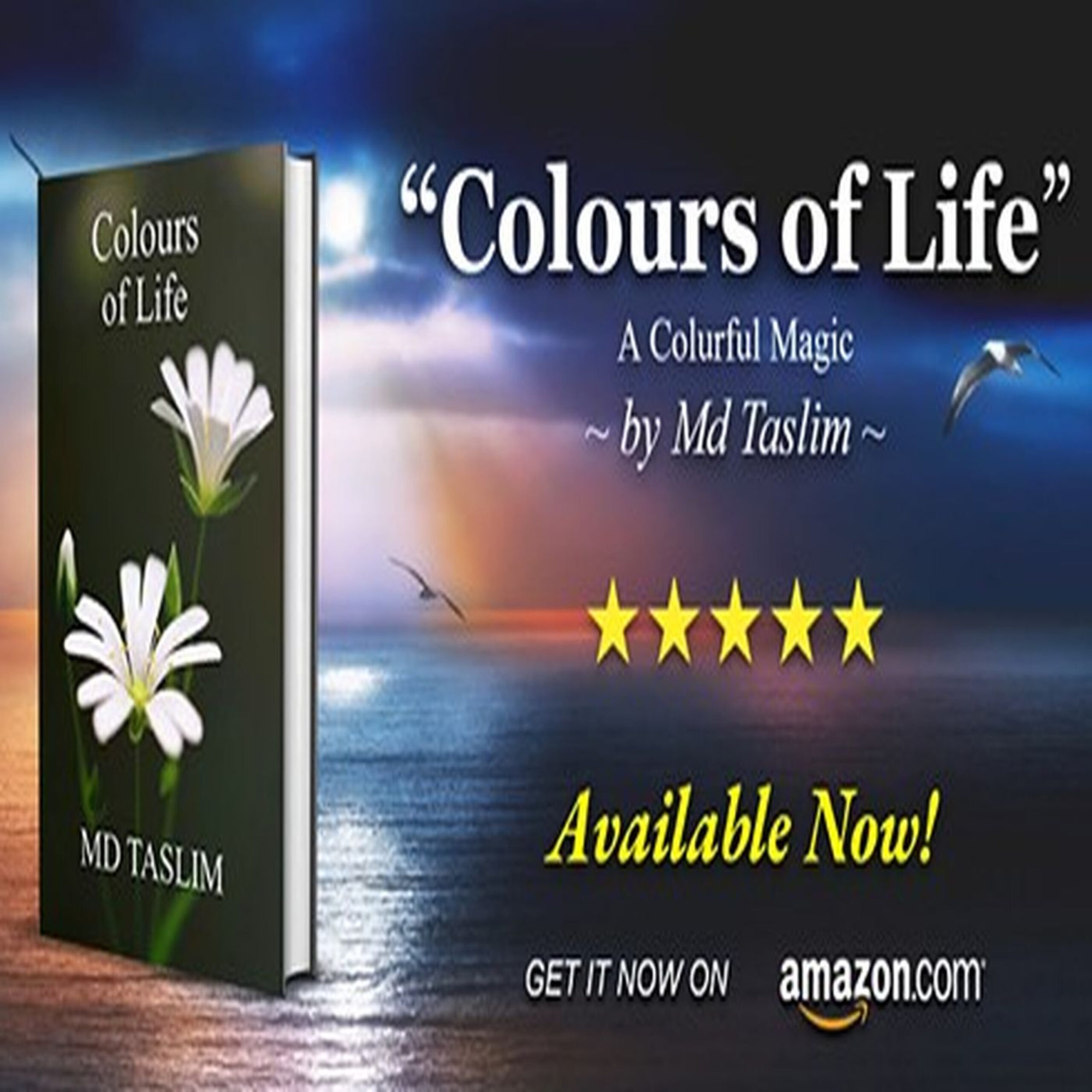 You are currently viewing Colours of Life (Excerpt-1)