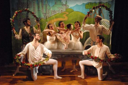 Theatre Review Sleeping Beauty A Puppet Ballet by