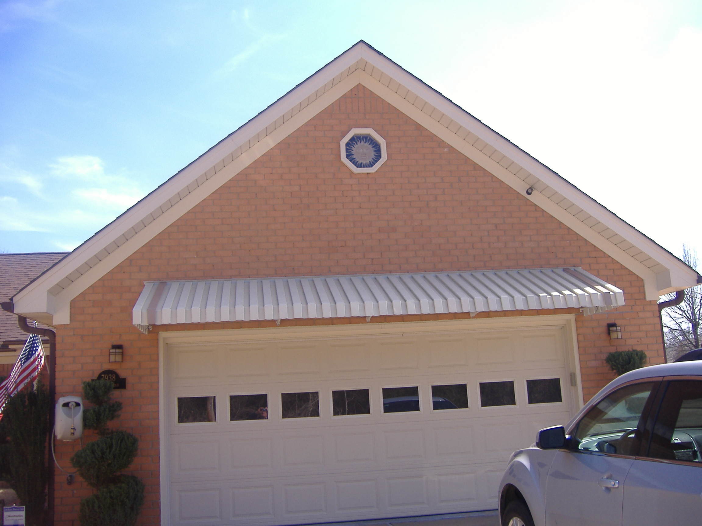 Door Awnings - Delta Tent & Awning Company