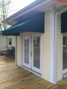 Residential Awnings - Delta Tent & Awning Company