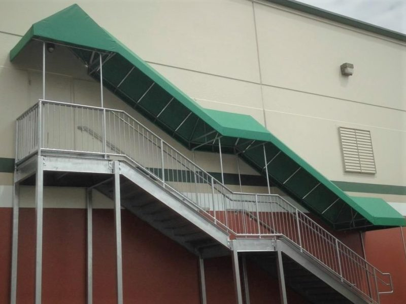 Walkway Canopy Cover Delta Tent Amp Awning Company