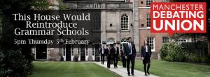 This House Would Reintroduce Grammar Schools