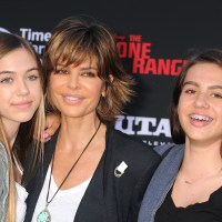 Lisa Rinna, Delilah Hamlin and Amelia Hamlin