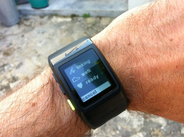 montre nike sportwatch gps par tomtom le test montresdesign. Black Bedroom Furniture Sets. Home Design Ideas