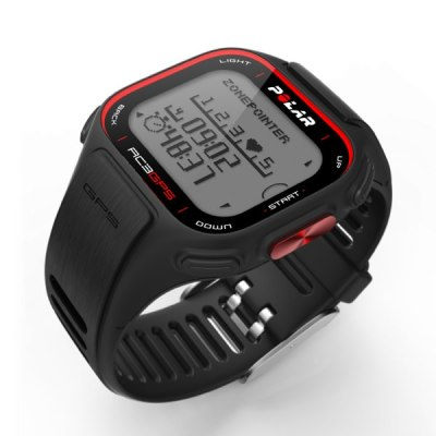 POLAR RC3 GPS Noir hero
