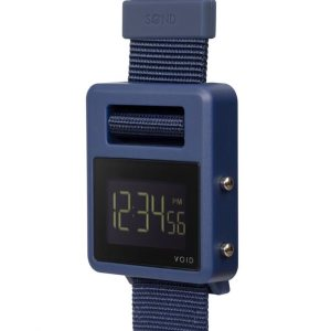 montre void digitale sond marine