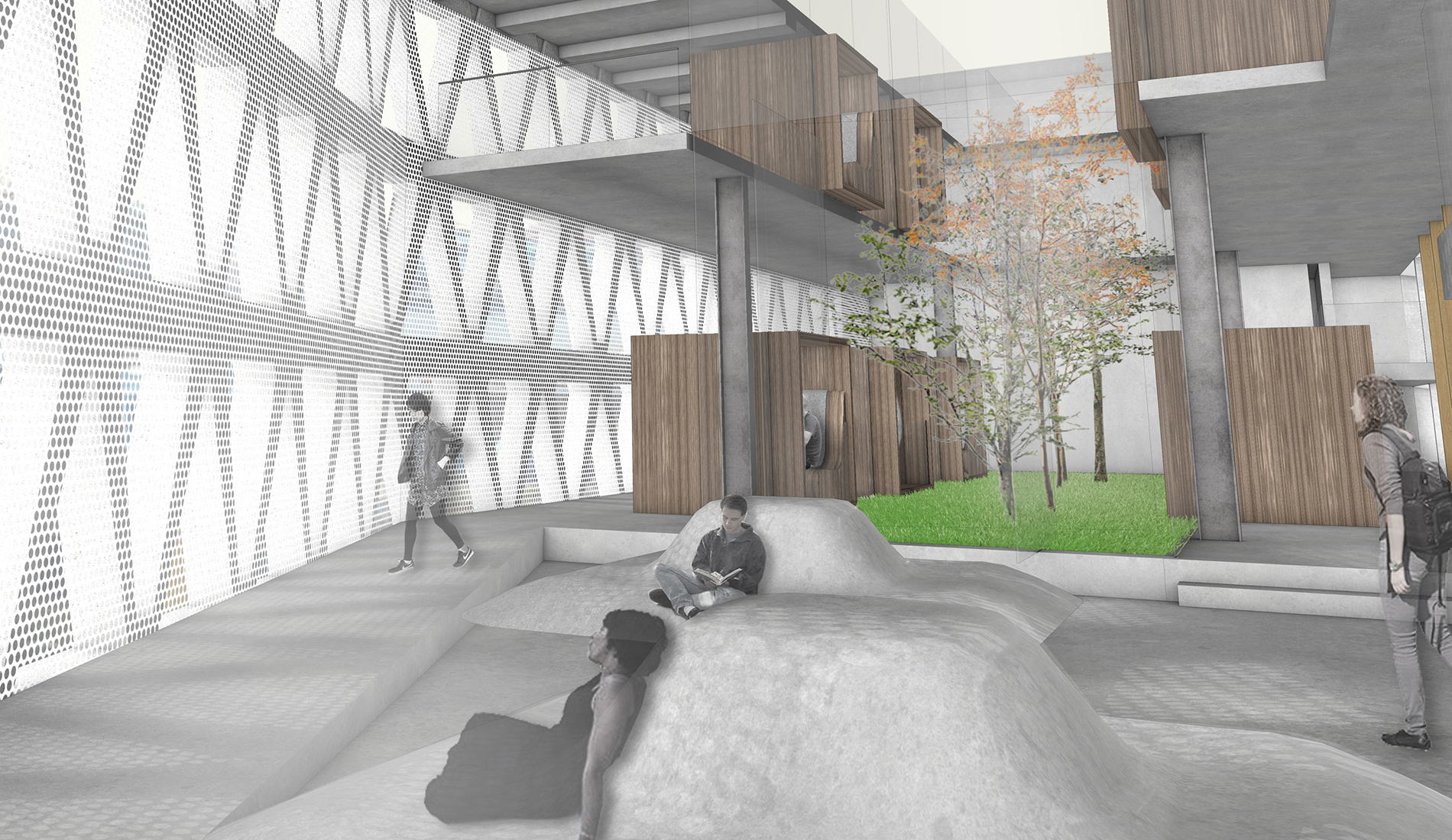 Interiors (architecture And Design) Ma Middlesex