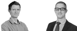 David Keane and Laurent Pech, Middlesex University