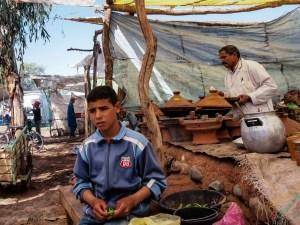 Tnine Market, Morocco - Photo by Julia Maudlin (Creative Commons 2.0)