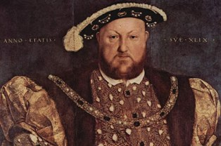 Henry VIII - Photo by Hans Holbein