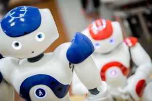 Robots - Photo by Salford Institute for Dementia (CC BY SA 2.0)