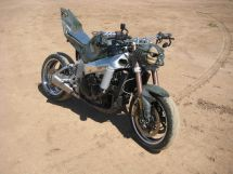 Reserve Suzuki Gsxr Custom Streetfighter Fighter - Year of