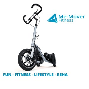 Me-Mover Silber