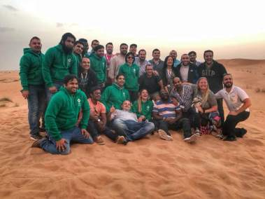 Dubai MEA MVP Connection 17