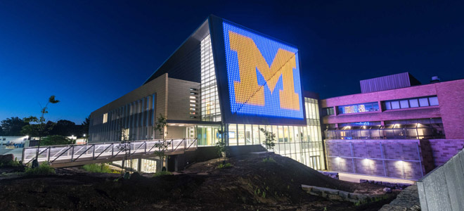 A Tour Of U Michigan's New Mechanical Engineering Research