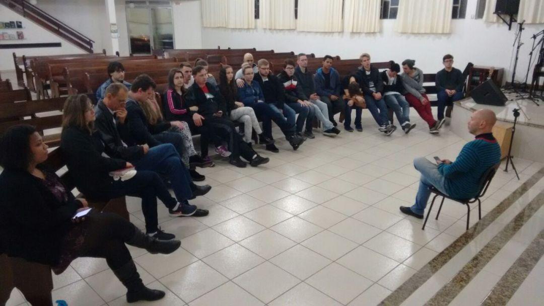 Juventude em Ituporanga Centro