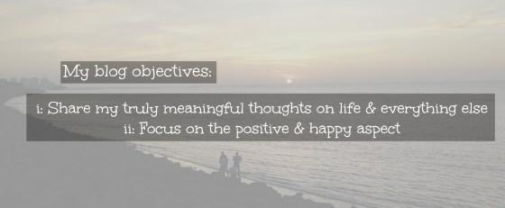 blog objective