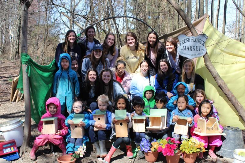 Teaching With Birdhouses