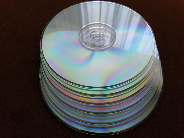 Τα παλιά CD ή DVD που δεν πετάξατε  και πολύ καλά κάνατε!