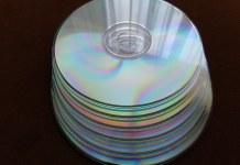 Τα παλιά cd/dvd μη τα πετάτε