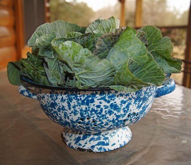 Πως θα διατηρήσω τα πράσινα λαχανικά