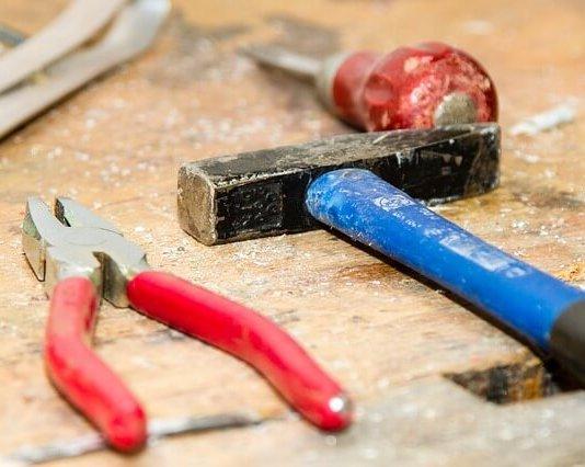 Προστάτεψε τα εργαλεία από τη σκουριά