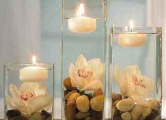 Κεριά για ΖΕΝ κατάσταση