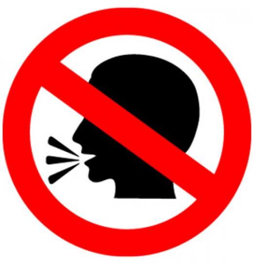 Αν κλείσει ο λαιμός και η φωνή