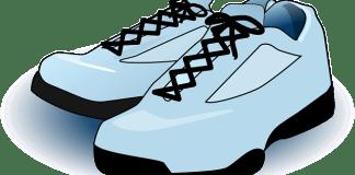 Πως πλένουμε τ' αθλητικά παπούτσια