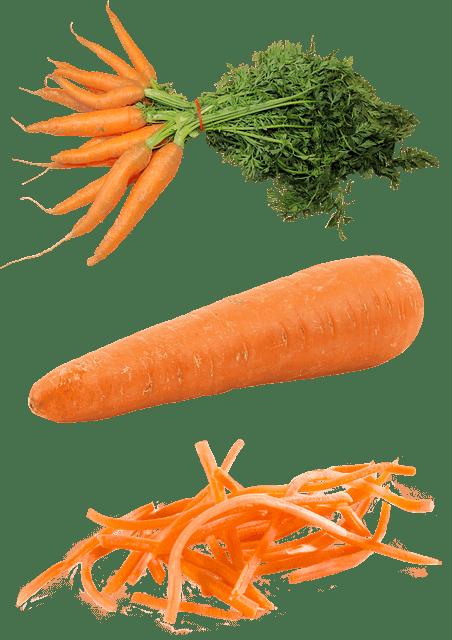 Πως διατηρούμε το τριμμένο καρότο