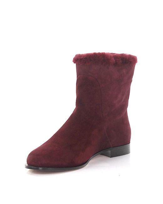 Φέτος τα μποτίνια και οι μπότες  σε κόκκινο και τις αποχρώσεις του
