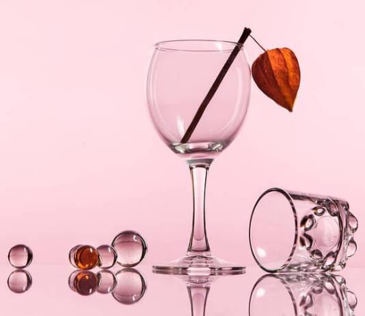 Για να λάμψουν τα ποτήρια