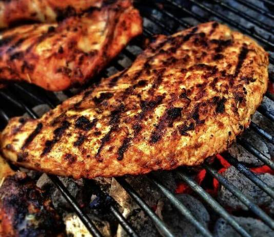 Το κρέας που περίσσεψε στην ψησταριά