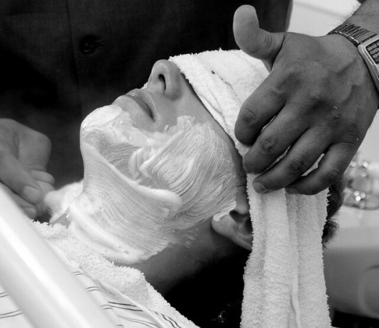 Ερεθισμένο δέρμα μετά το ξύρισμα