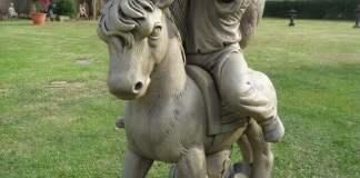 Αισώπου μύθοι ο γάιδαρος και το άγαλμα