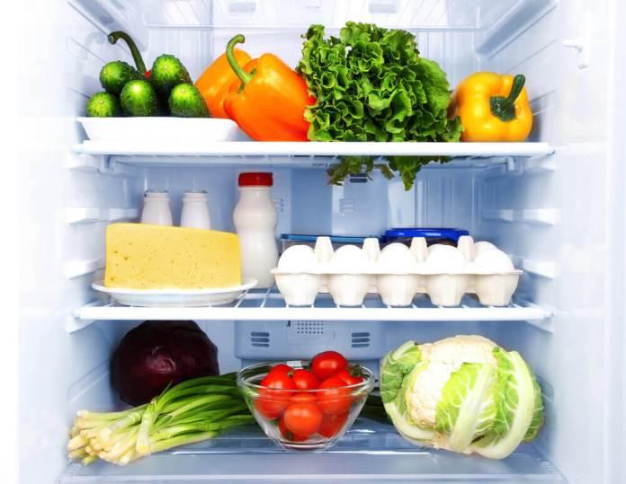 Τρόφιμα χωρίς σαλμονέλα στο ψυγείο