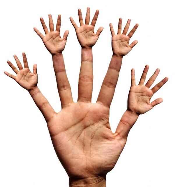 Η συνταγή για όμορφα χέρια