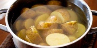 Εβρασες πατάτες; μη πετάς το νερό