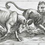 Το λιοντάρι και ο Ταύρος