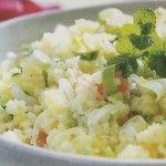 Νόστιμη σαλάτα με πλιγούρι