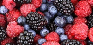 Αντικαρκινικές τροφές, - Μούρα