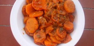 Καρότα αλά μαρινάρα - συνταγή