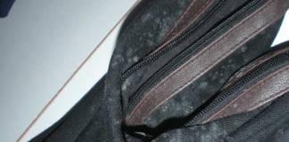 Μούχλα στα ρούχα